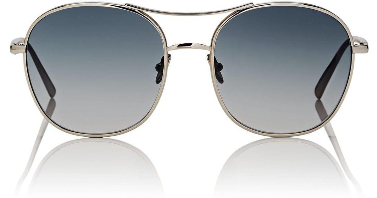 4c79a4056f9 Chloé Ce137s Sunglasses in Blue - Lyst