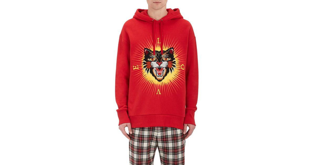 2897239d942 Lyst - Gucci Tiger in Red for Men