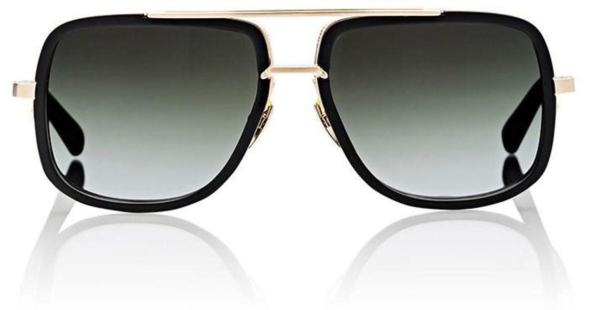b29f180bb4b0 DITA Mach One Sunglasses in Black for Men - Lyst