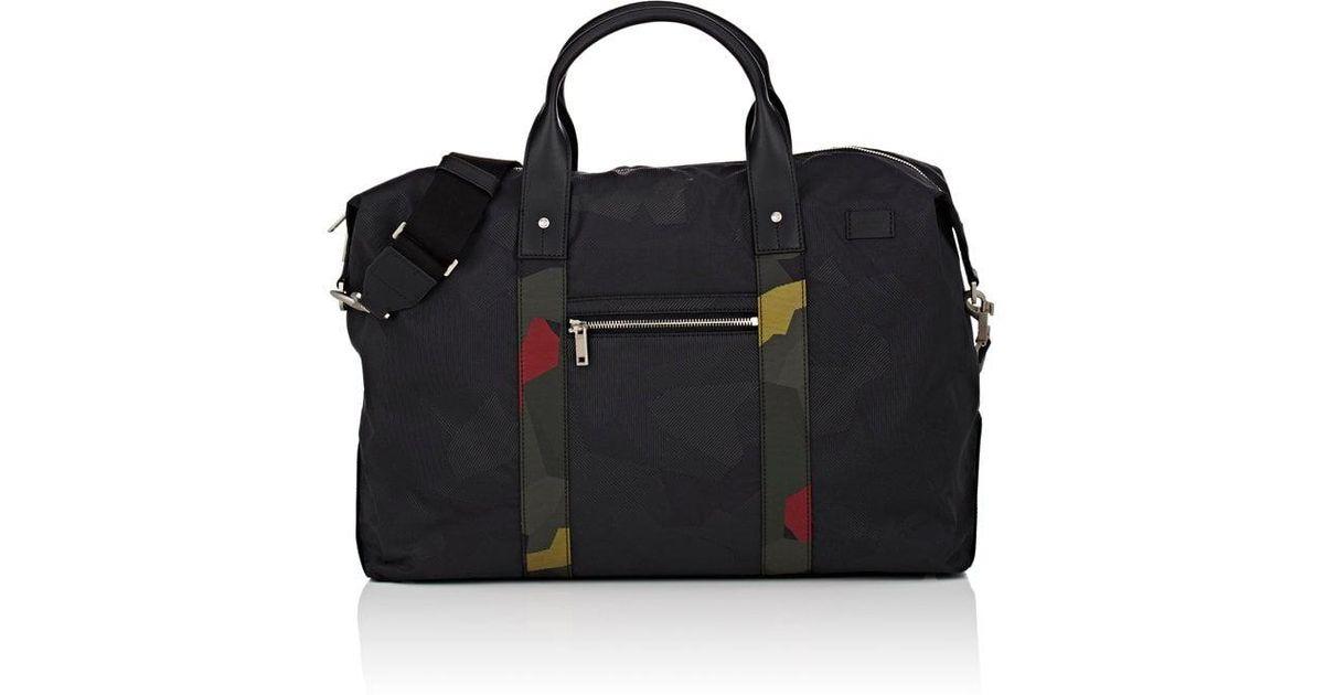 c4b7be1f2300 Lyst - Jack Spade Kaleidoscope Weekender Bag in Black