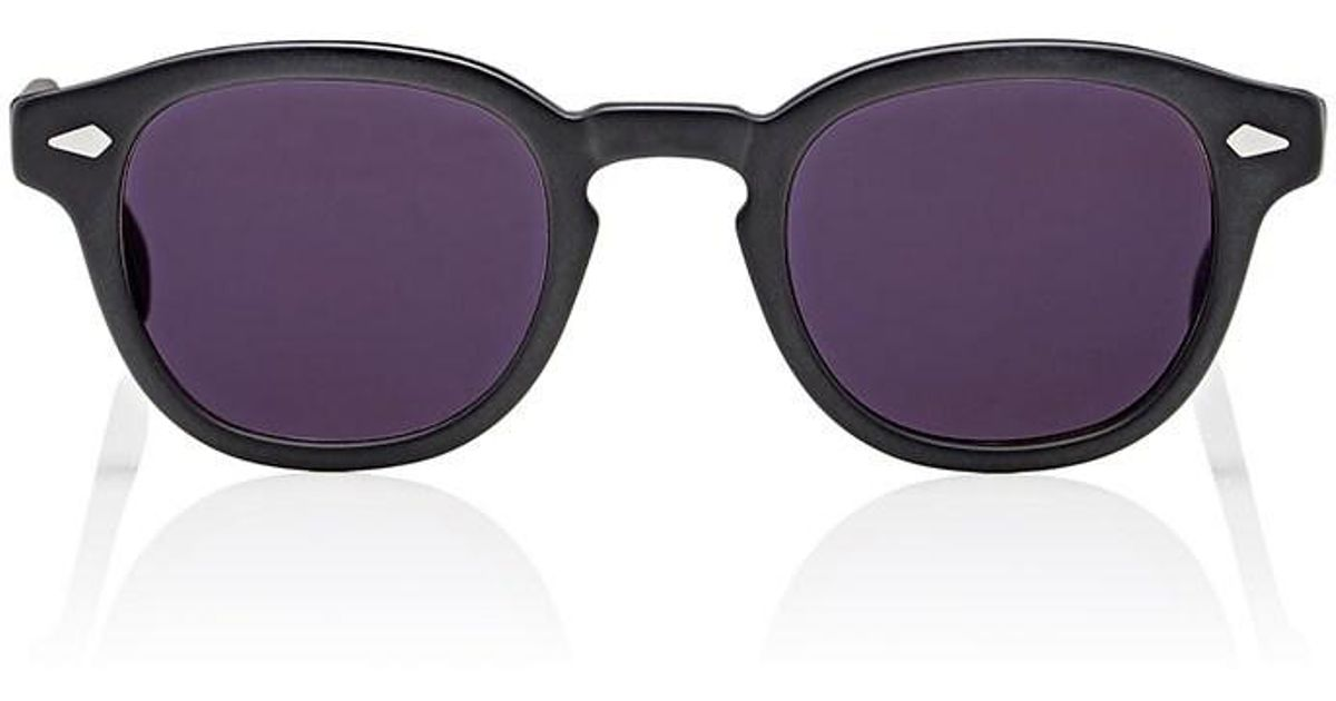 40c0dcd23b Lyst - Moscot Lemtosh Sunglasses in Purple for Men