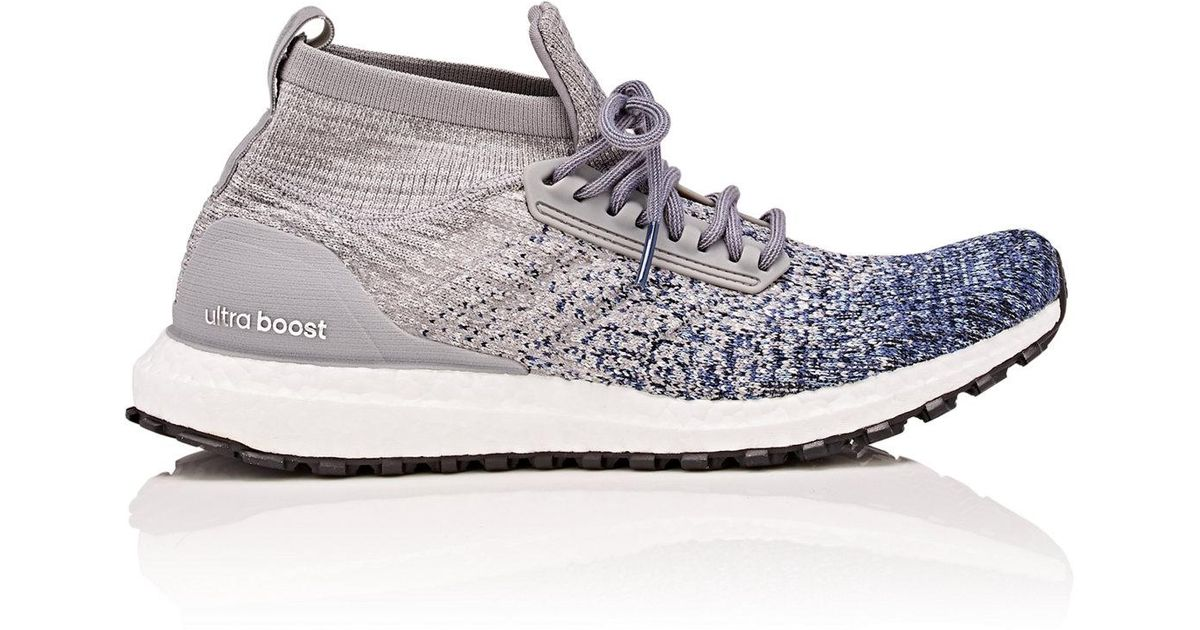 f9e0b6d0c44a1 Lyst - adidas Ultraboost All Terrain Sneakers in Gray for Men