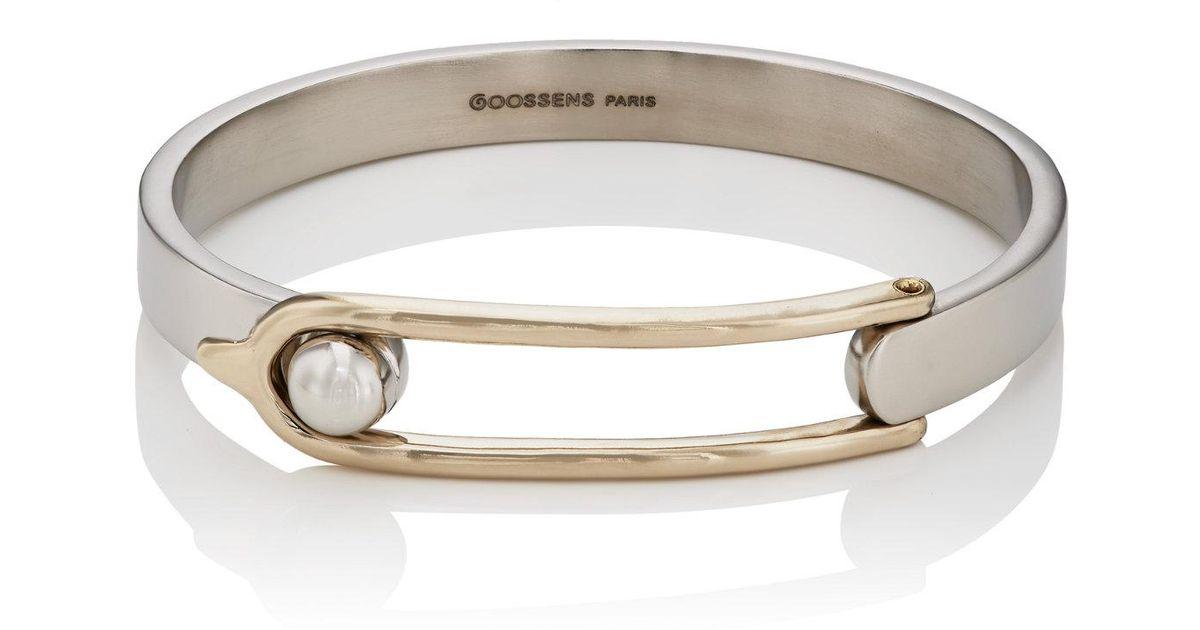 Goossens Paris Womens Loop Bracelet vsMhY7w