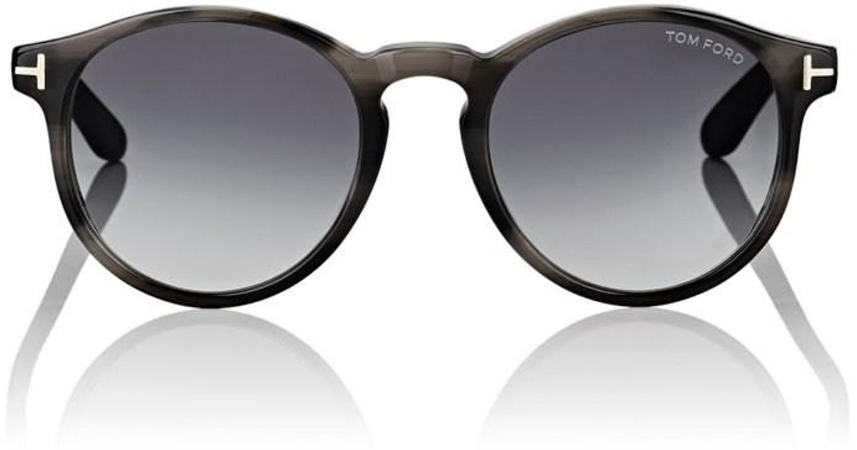 2aac574a5fea Lyst - Tom Ford Ian Sunglasses for Men