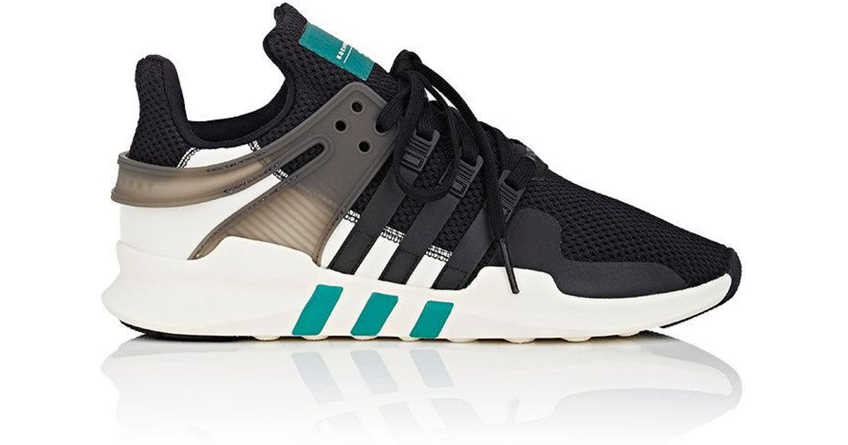 25f81e29861a Lyst - adidas Originals Equipment Support Adv Sneakers in Black for Men