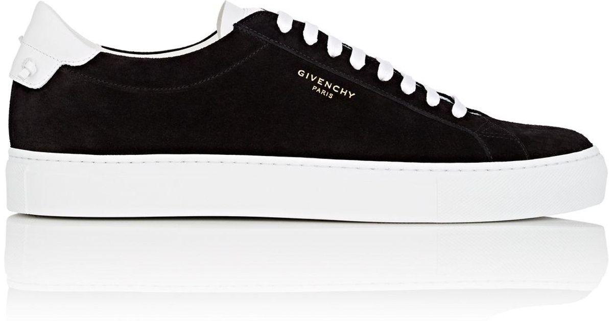 Chaussures En Daim Noir Givenchy nVwlIVzzK