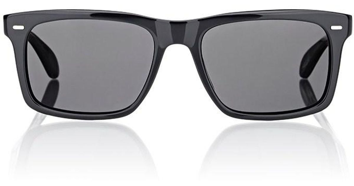 96dedd2ab1 Lyst - Oliver Peoples Brodsky Sunglasses in Black for Men
