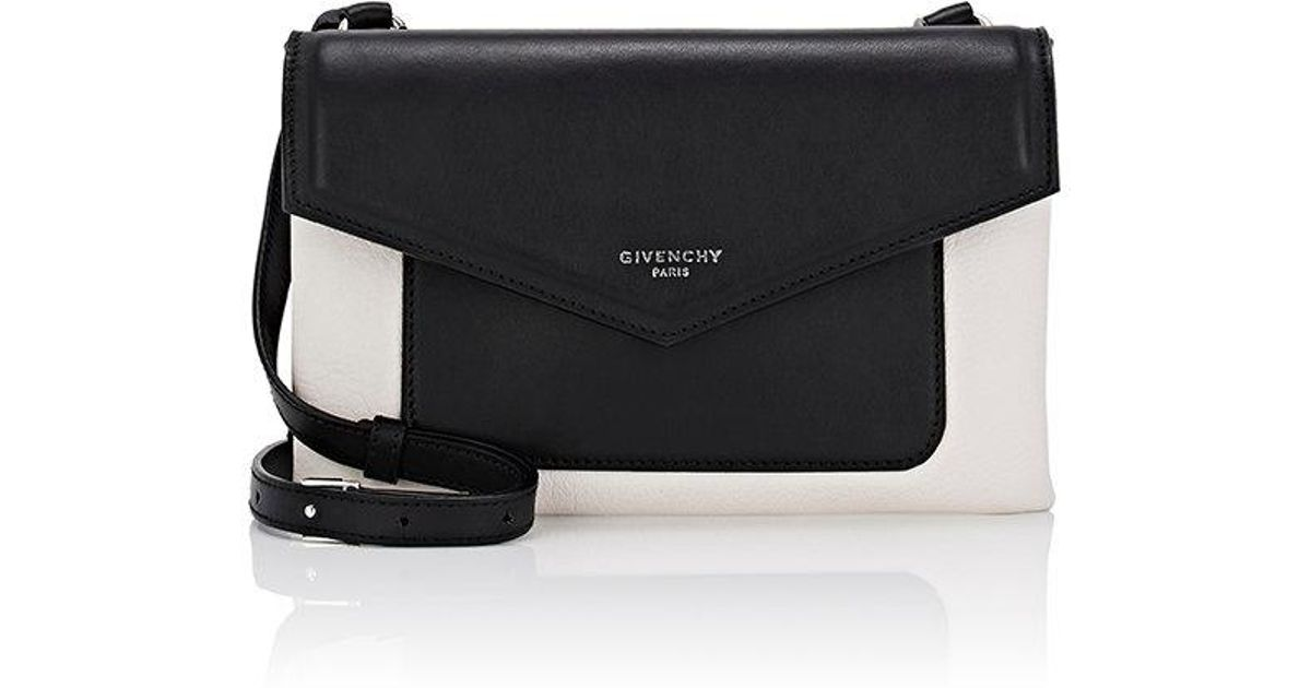 536eb09b519 Givenchy Duetto Crossbody Bag in Black - Lyst