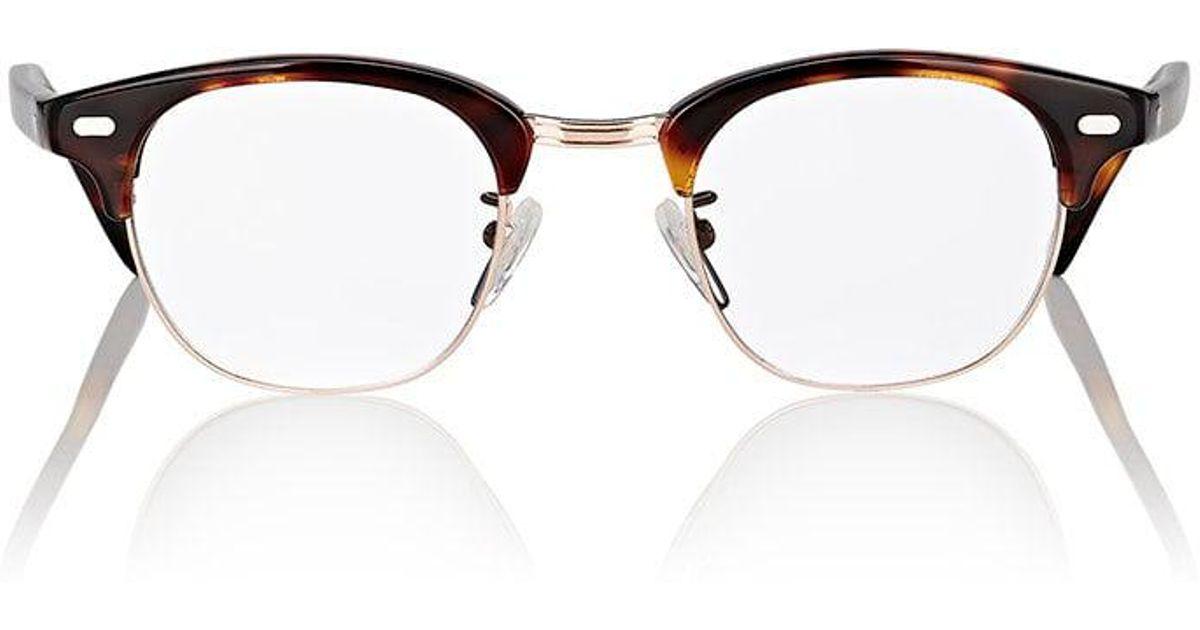 6192567246 Lyst - Moscot Yukel Eyeglasses