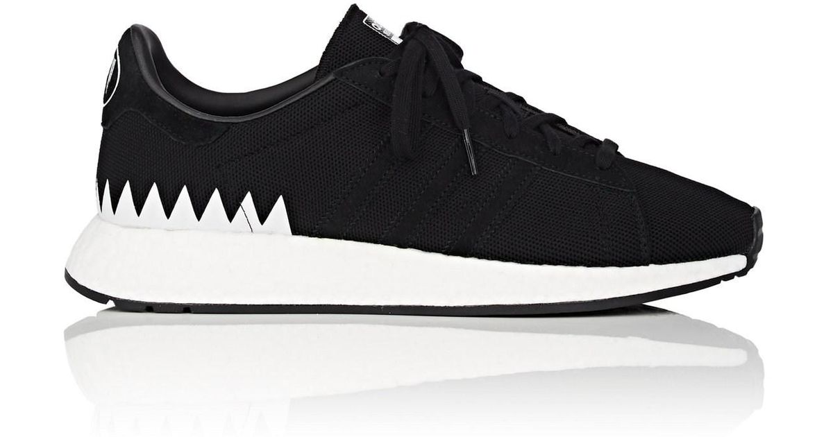 9f684c33e Lyst - adidas Chop Shop Primeknit Sneakers in Black for Men
