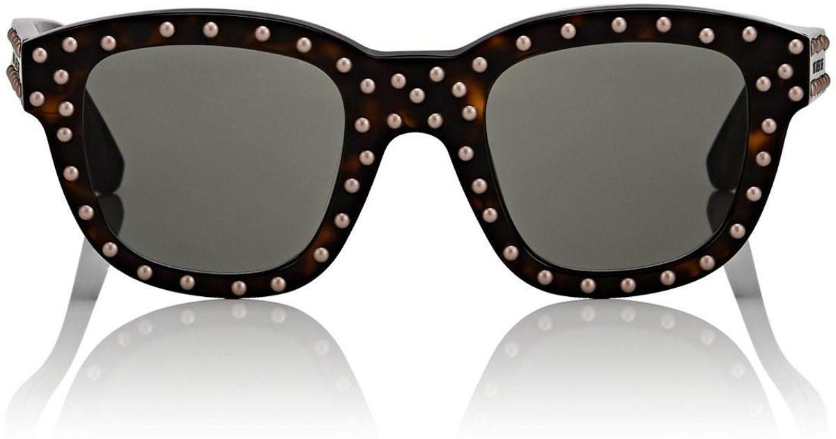 5b416a039f Lyst - Saint Laurent Sl 100 Lou Surf Sunglasses in Black for Men