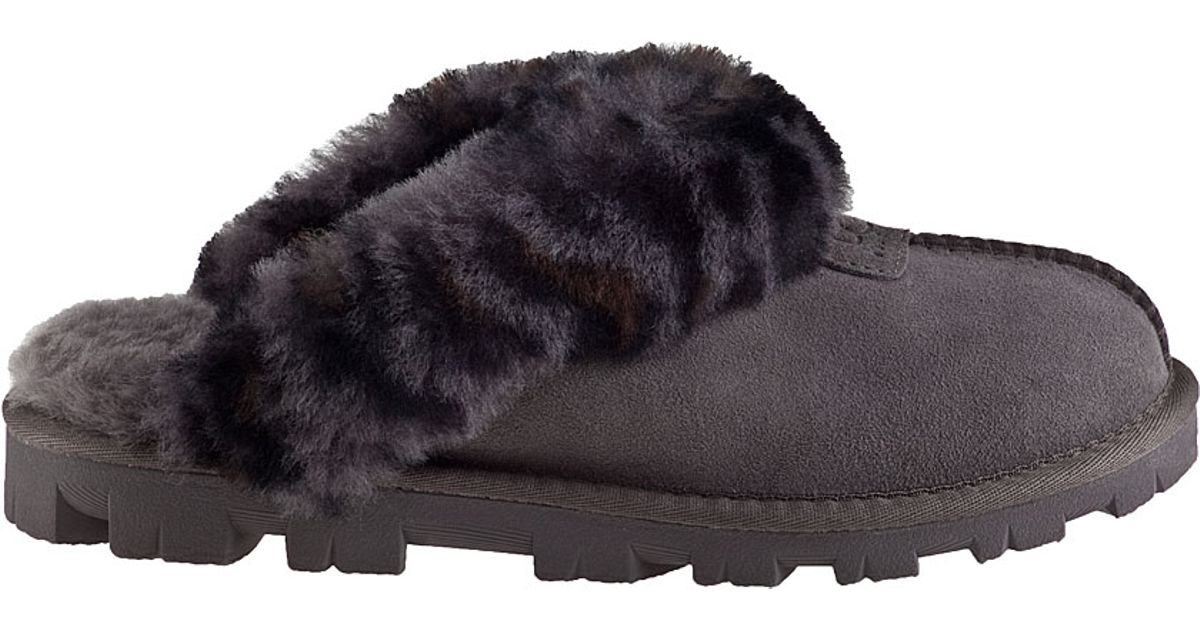 e81a22ca548 Gray Ugg Coquette Slippers - cheap watches mgc-gas.com
