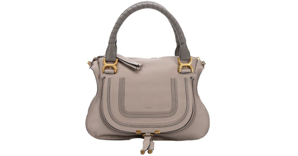 9c4dca6f5fc Chloe Marcie Bag Gray