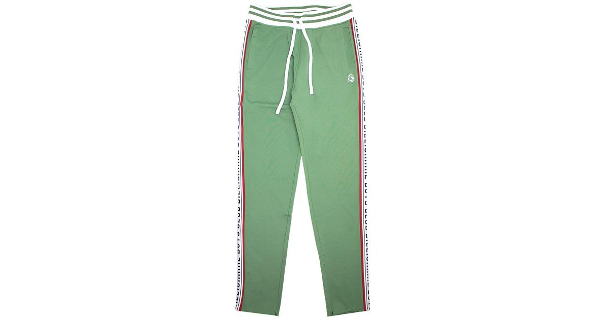 4392fe545 BBCICECREAM Shark Pant in Green for Men - Lyst