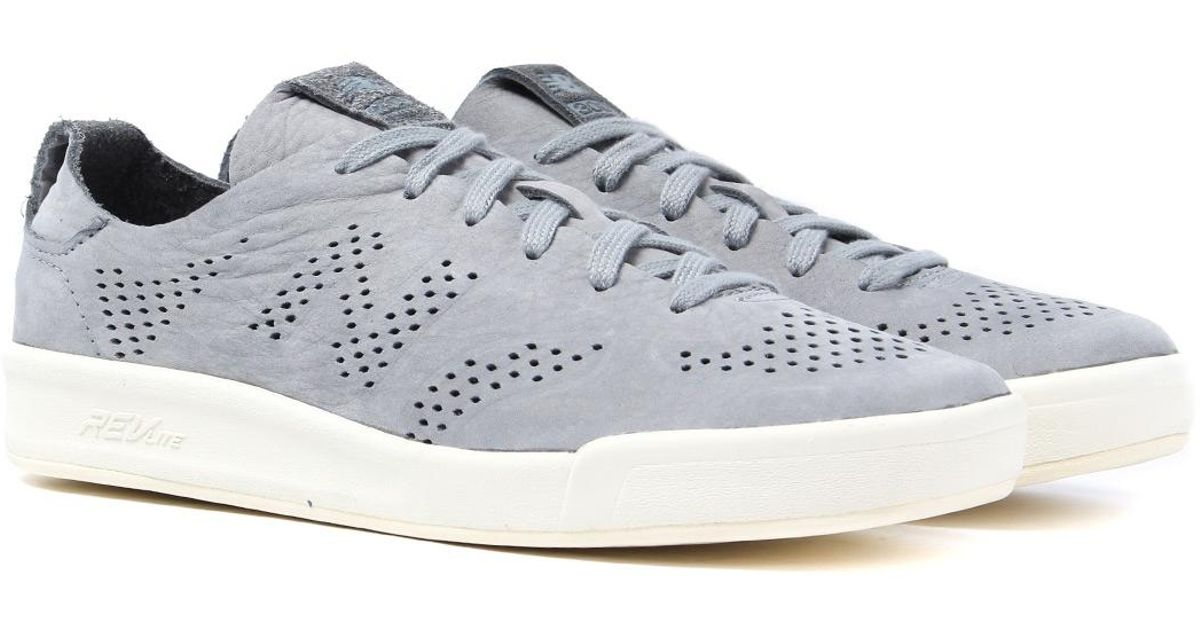 e5a47218312 New Balance 300 Re-engineered Light Blue Nubuck Trainers in Blue for Men -  Lyst