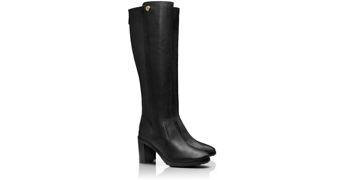 9cfe90561ec5 Lyst - Tory Burch Sullivan Boot in Black
