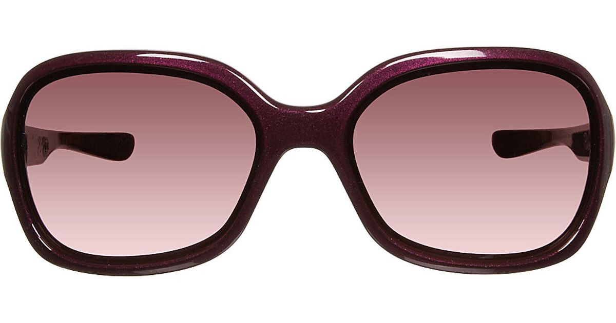 f02391e4b7 Oakley Pulse Sunglasses With Polarised Rasberry Tinted Lenses Oo9198 in  Pink - Lyst