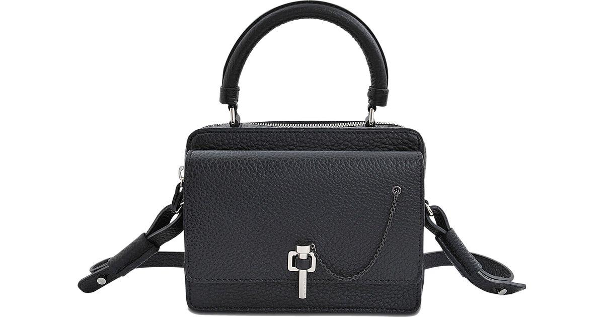 a46c333557c Lyst carven malher reporter bag in black jpeg 1200x630 Bag carven