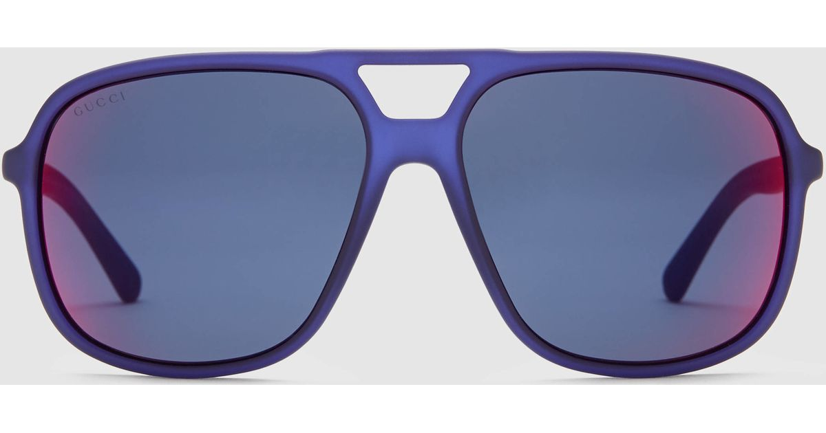 5517f5a7a0d Gucci Blue Sunglasses Plastic - Best Wallpaper Plastic