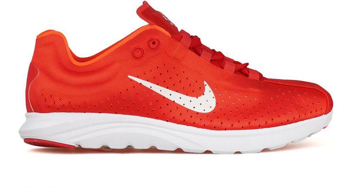 Lyst - Nike Mayfly Lite Br in Red for Men 293dcef55