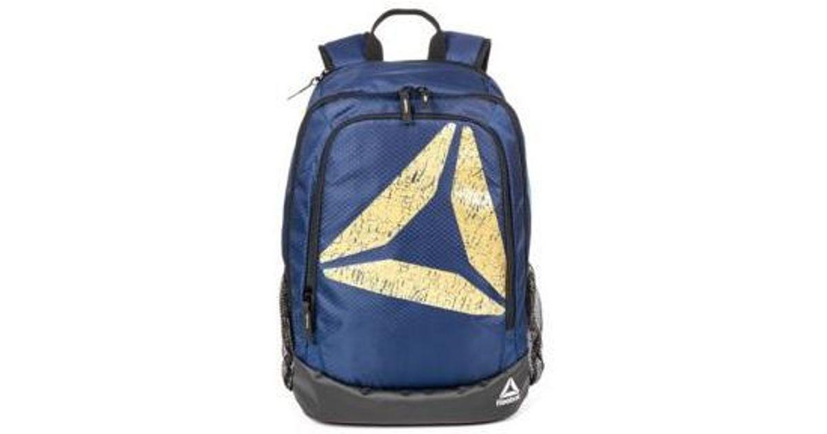 876dcec39b19ff Lyst - Reebok Power Backpack Ii in Blue for Men