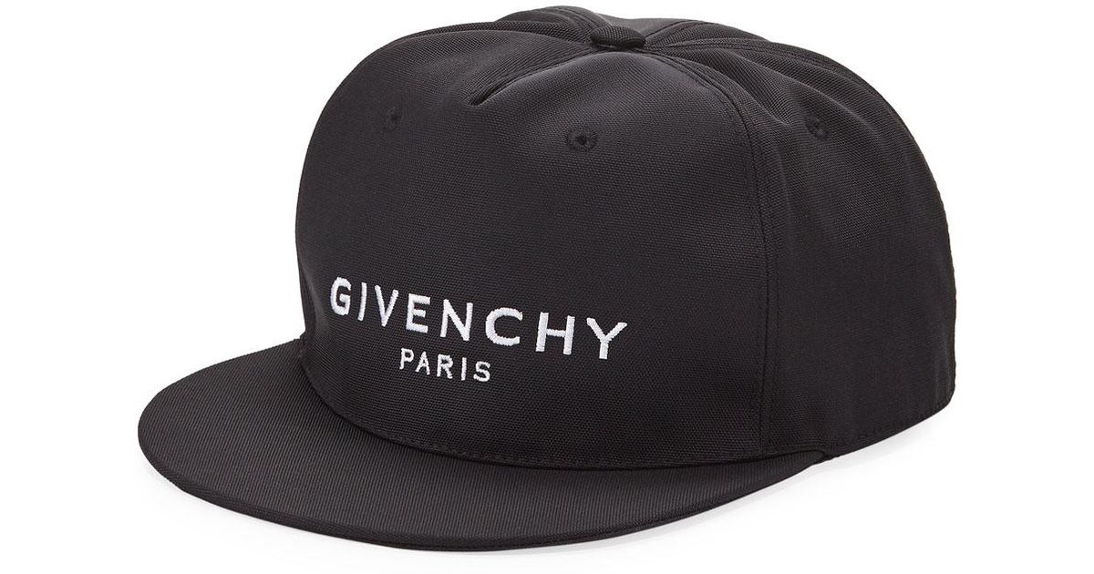 3c079674 Givenchy Adjustable Hat Baseball Cap in Black for Men - Save 30% - Lyst