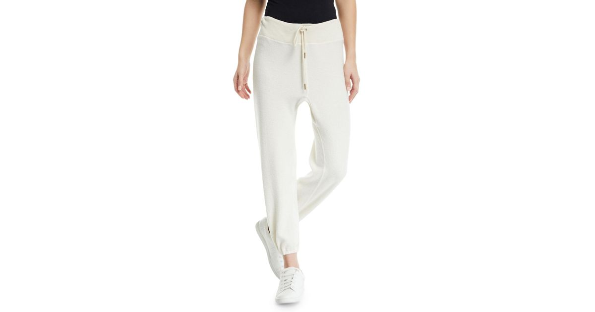 good quality online retailer shop for best The Great - Multicolor The Warm Up Drawstring Ankle Sweatpants - Lyst