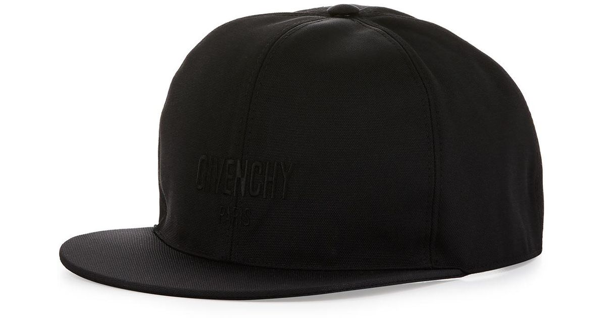 e7e696a890a Lyst - Givenchy Flat Flat-bill Star Hat in Black for Men