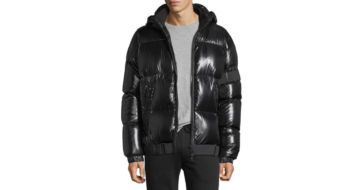 208814f83 sweden moncler black puffer jacket mens 857fc ba918