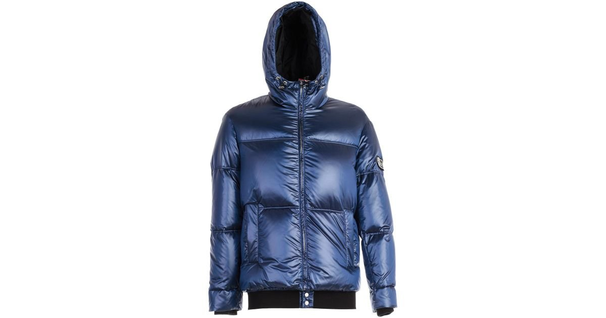 timeless design 54ae2 c5ef8 Versace - Blue Piumino Lucido for Men - Lyst