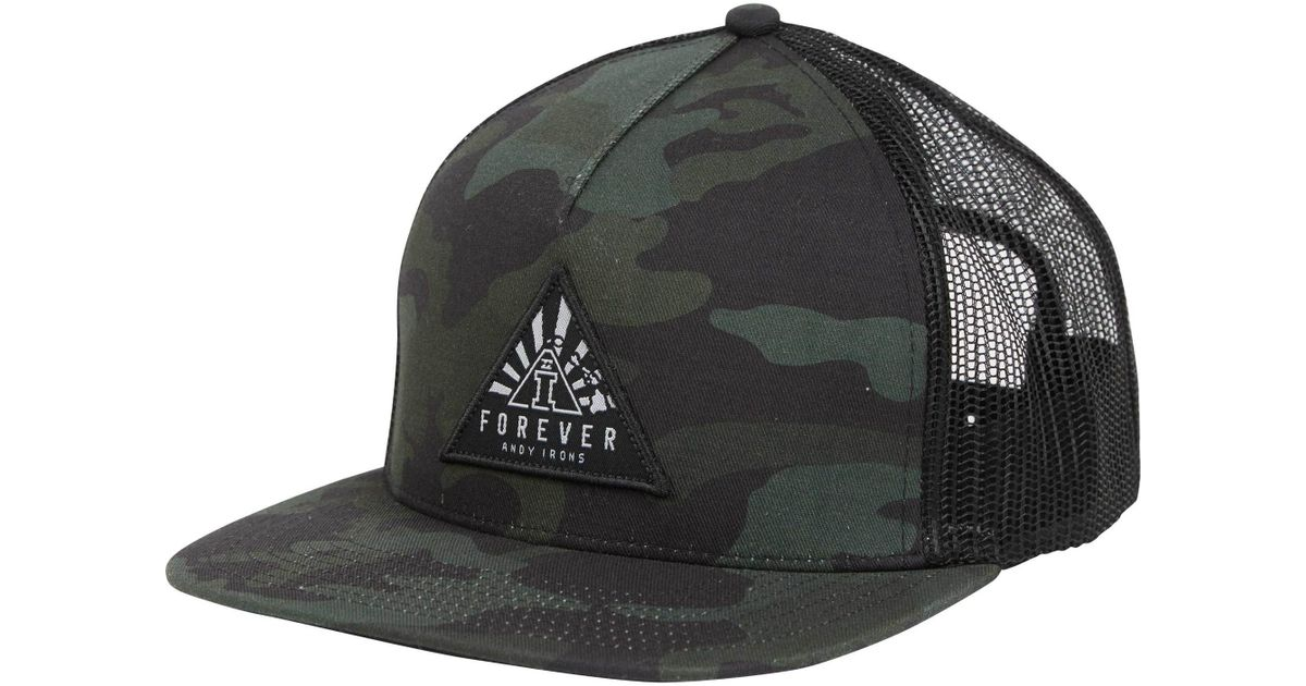 19c9bf34753 Lyst - Billabong Ai Forever Hat in Green for Men