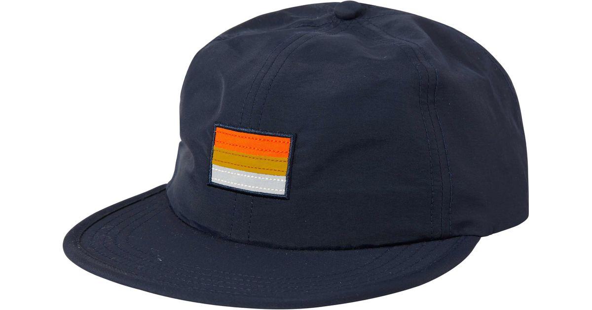 size 40 26201 6f8fc ... czech lyst billabong zuma hat in blue for men 9a574 45627