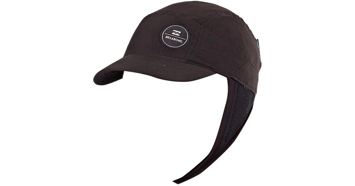 1d80afdf Lyst - Billabong Supreme Surf Cap in Black for Men