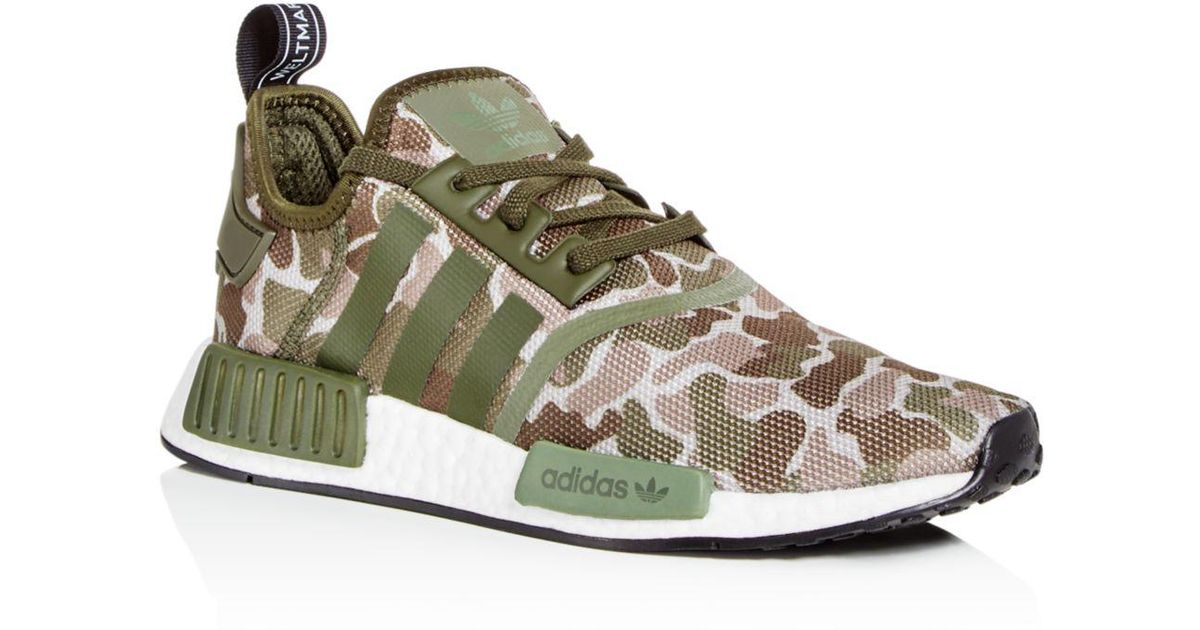 Sneakers Lace Camo In Men s Adidas Lyst Green Nmd For Up Print R1 Men  zYxIqw8 bba4c2de1