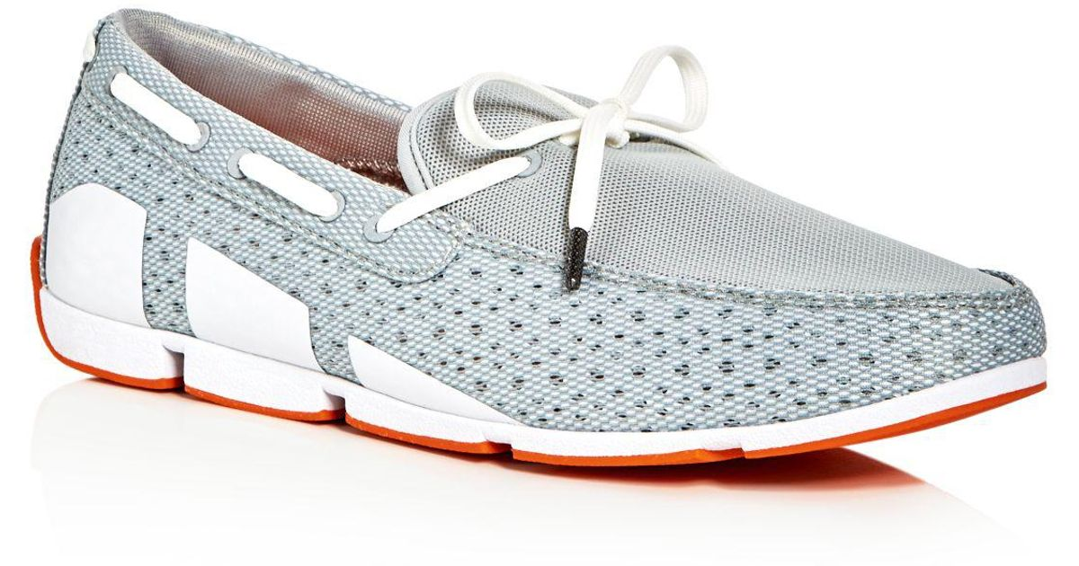 Swims Breeze Braided Lace Mesh Loafers IOPjHg4H