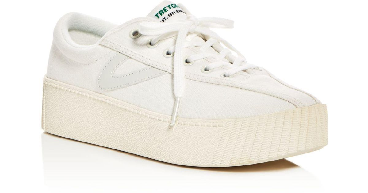 Tretorn Nylite Platform Sneakers footaction cheap price outlet where to buy choice online clearance amazon discount clearance 3WVNfY