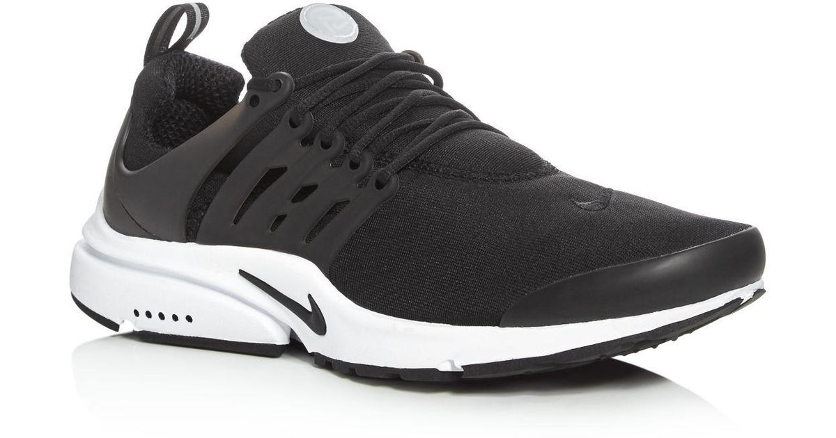 8c50476cf307 Lyst - Nike Men s Air Presto Essential Lace-up Sneakers in Black for Men