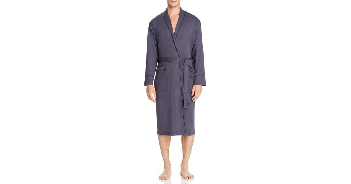 Lyst - Daniel Buchler Peruvian Pima Cotton Robe for Men 7cb95ae73