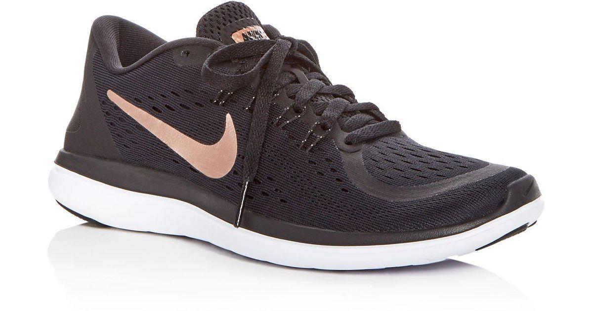 Nike Women's Flex Lace Up Sneakers I7Saq