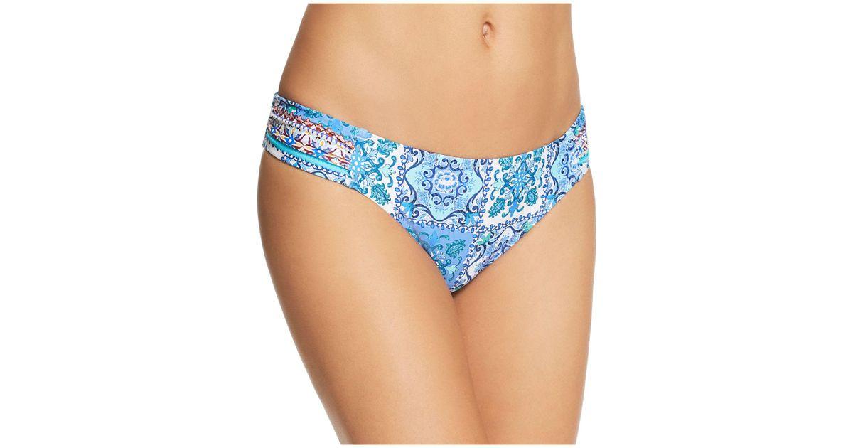 Buy Cheap Amazing Price Shop Cheap Online Bikini Bottom Adele TORI PRAVER Ceramic - Tilos Tile Tori Praver Swimwear Latest 2018 Cheap Online WjYMHdK863