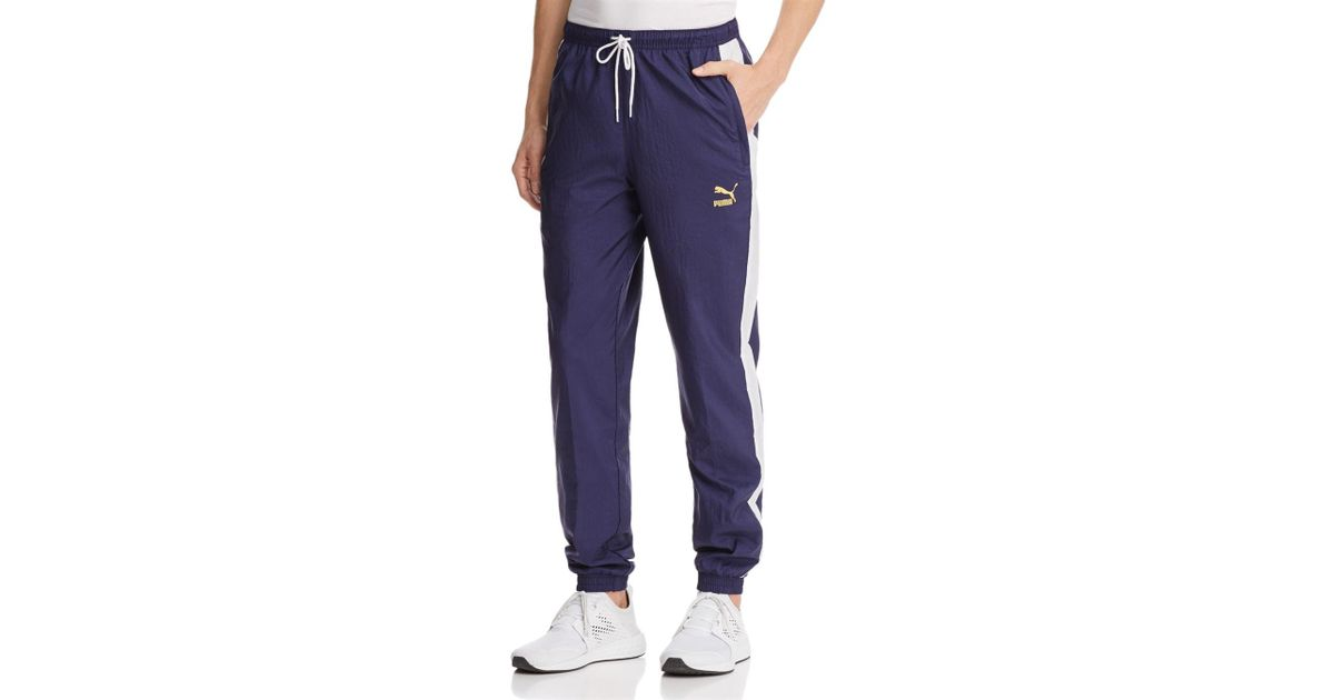 37ebb5cff Lyst - PUMA T7 B-boy Track Pants in Blue for Men