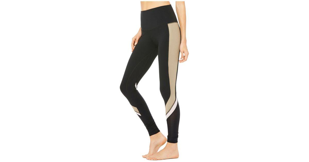 0f30e19d47f23c Lyst - Alo Yoga Elevate Leggings in Black
