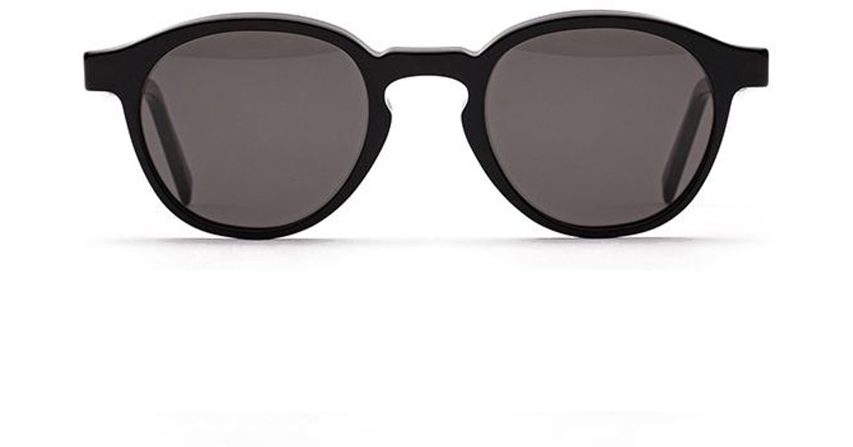 db022924fbf Retrosuperfuture Super Andy Warhol The Iconic Series Black in Black - Lyst