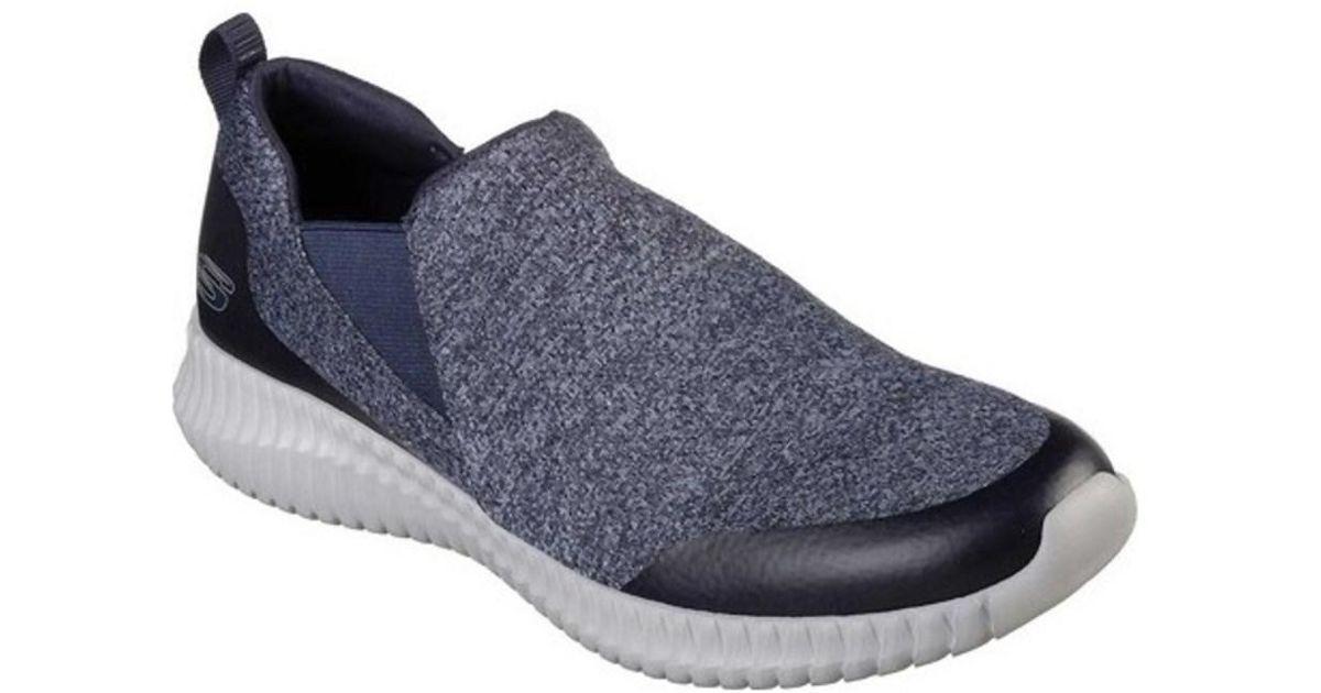 Free Shipping Factory Outlet Cheap Sale Store Skechers Elite Flex Faypine Slip-On Sneaker(Men's) -Black/Black Sale Largest Supplier Outlet Official Visa Payment For Sale gV2sqId2YF