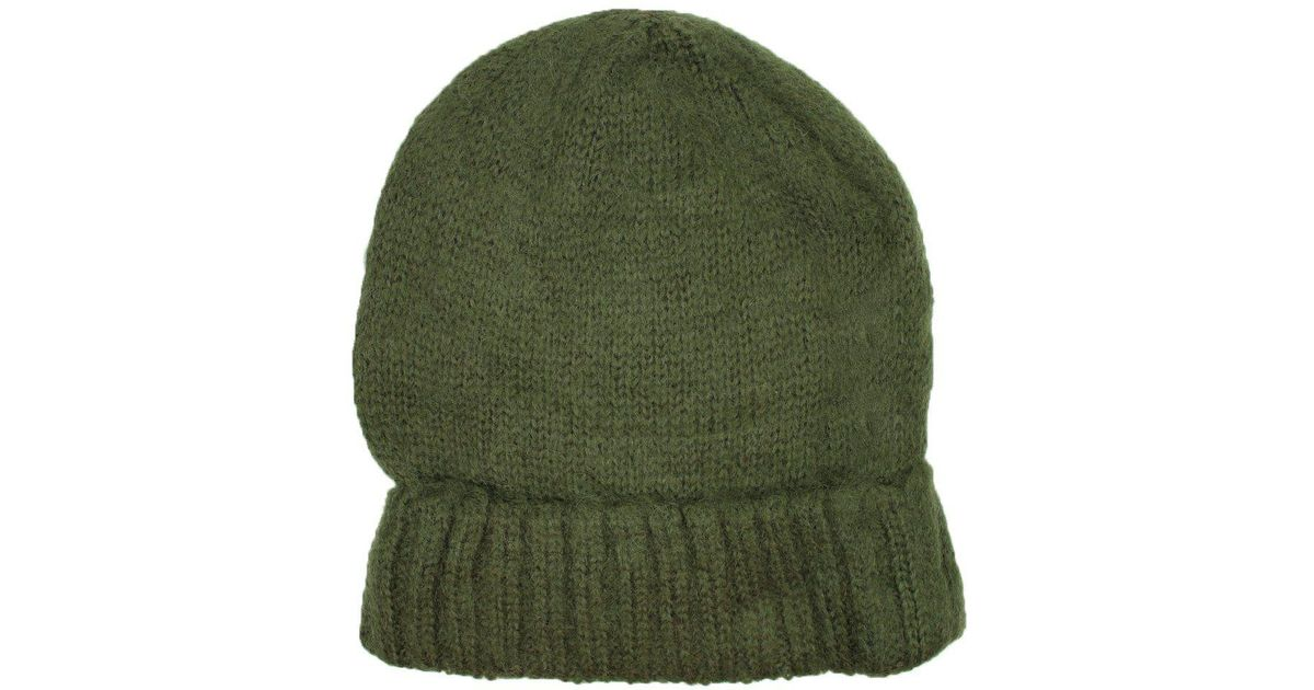3c8d4a1bfeb Lyst - Dibi Cabernet Knit Beanie in Green for Men
