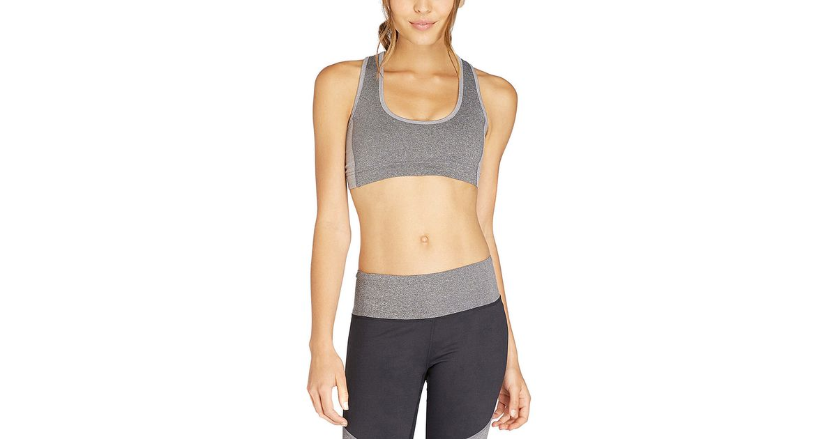 10c3df8fb3 Lyst - Threads For Thought Threads 4 Thought Costa Rica Sports Bra in Gray