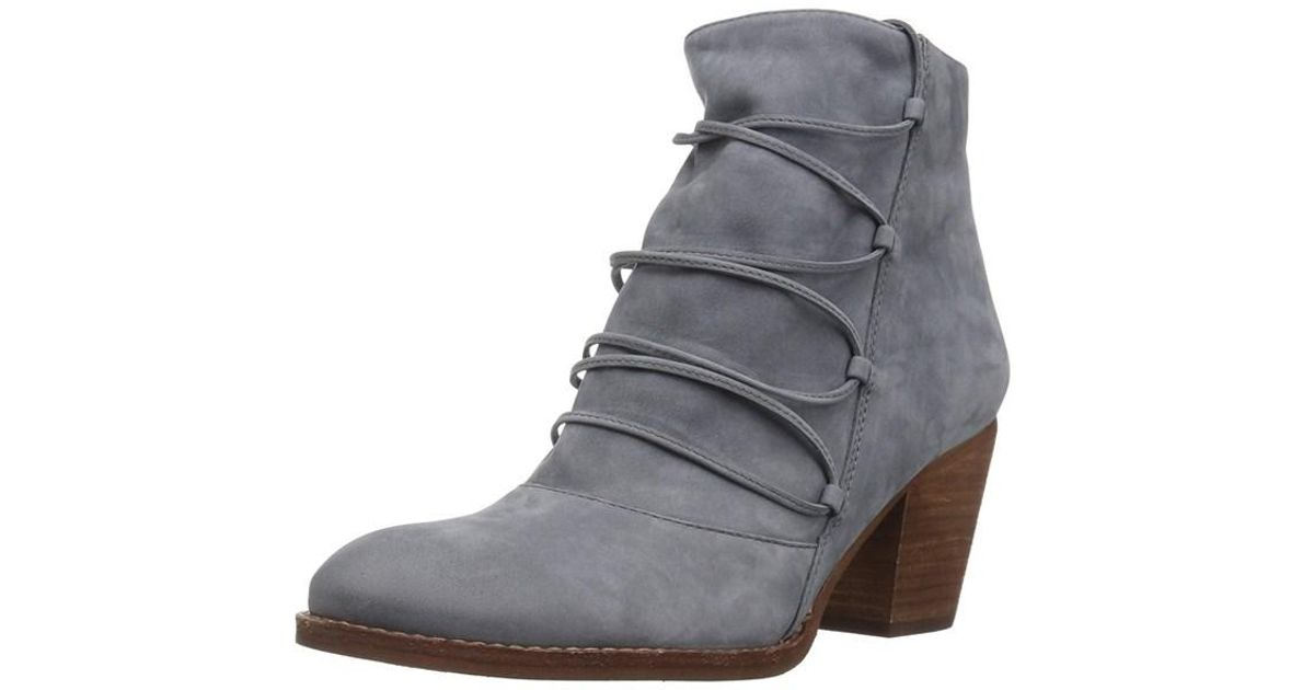 fa7e4d0741386c Lyst - Sam Edelman Women s Millard Ankle Boot in Blue