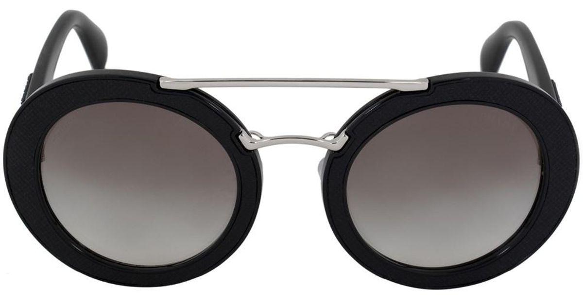 e6a45e6d87 Lyst - Prada Round Sunglasses Pr15ss 1ab0a7 53