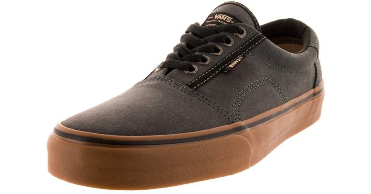 8419e4bc6f4066 Lyst - Vans Men s Rowley Pro (solos) Skate Shoe in Black for Men