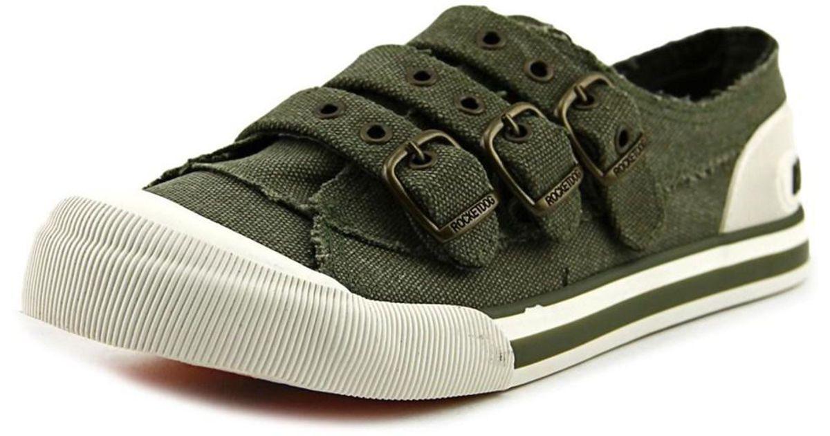 6375a670ad Lyst - Rocket Dog Jolissa Canvas Fashion Sneakers in Green